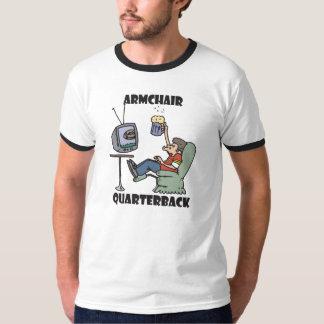 Estratega de la butaca camiseta