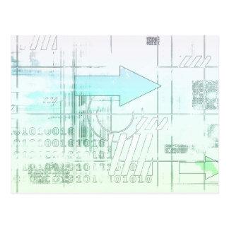 Estrategia empresarial del márketing como concepto postal