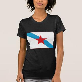 Estreleira - Bandera Independentista Gallega Camiseta