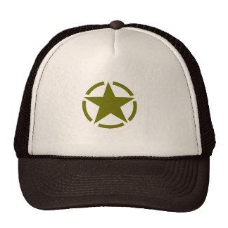 estrella aliada gorro de camionero