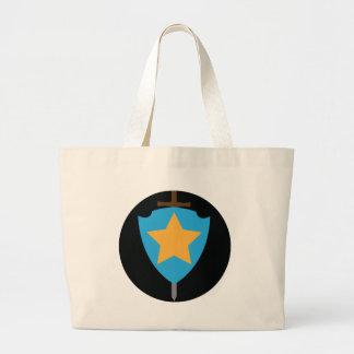 Estrella Bolsa Tela Grande