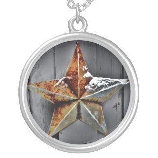 Estrella Colgante Redondo