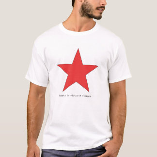 Estrella de Che Guevara Camiseta
