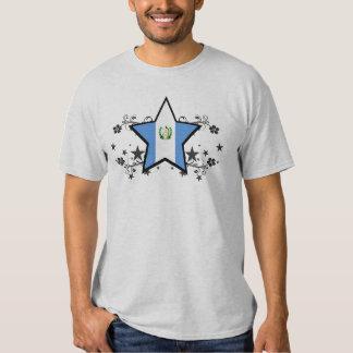 Estrella de Guatemala Camisetas