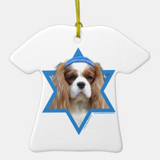 Estrella de Jánuca de David - caballero Ornamentos Para Reyes Magos