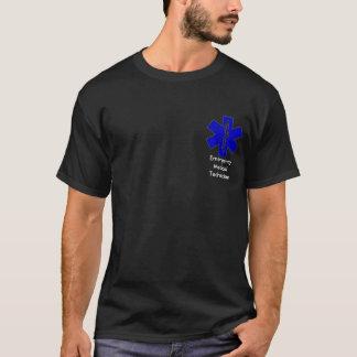 Estrella de la camiseta de la vida EMT