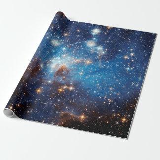 Estrella de la LH 95 que forma la región - foto Papel De Regalo