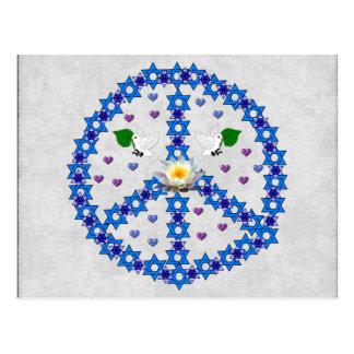 Estrella de la paz de David Postal