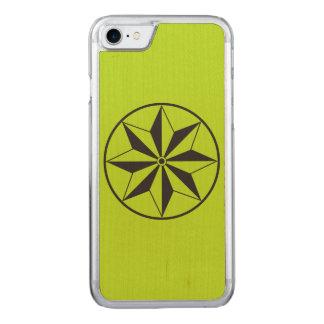 Estrella de la tinta funda para iPhone 8/7 de carved