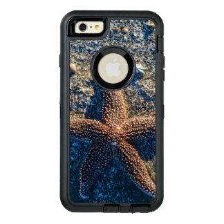 Estrella de mar funda OtterBox defender para iPhone 6 plus