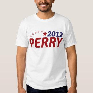 Estrella de Rick Perry 2012 Camisetas