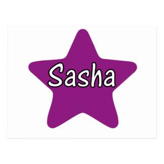 Estrella de Sasha Postal