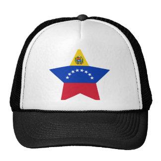 Estrella de Venezuela Gorros Bordados