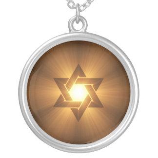 Estrella del collar de David