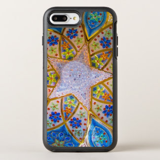 Estrella del diamante funda OtterBox symmetry para iPhone 7 plus