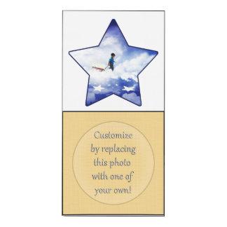 Estrella del muchacho de la estrella