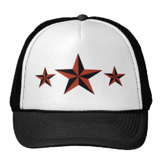 Estrella del Rockabilly Gorras De Camionero