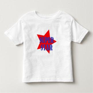 Estrella estupenda camisetas