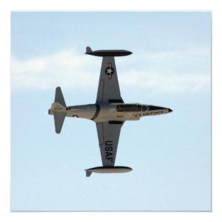 Estrella fugaz P-80 Invitación 13,3 Cm X 13,3cm