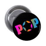 ESTRELLA RETRA del DISCO del POP de los años 80 de Pins