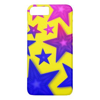 Estrellas brillantes funda para iPhone 8 plus/7 plus