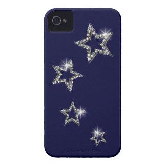 Estrellas Carcasa Para iPhone 4 De Case-Mate