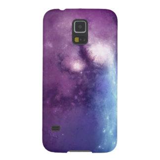 Estrellas coloridas hermosas de la nebulosa funda para galaxy s5