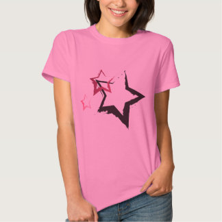 Estrellas elegantes • Camiseta de ComfortSoft de