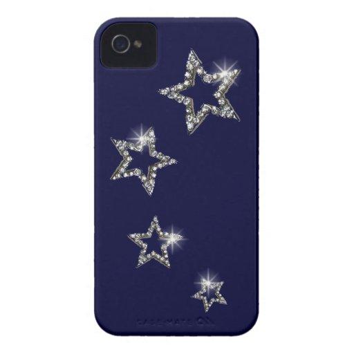 Estrellas iPhone 4 Protectores