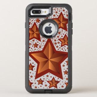estrellas funda OtterBox defender para iPhone 8 plus/7 plus