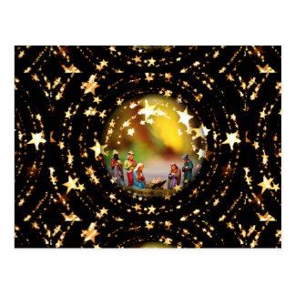 Estrellas infantiles de Jesús del Virgen María del Postal