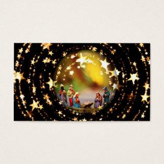 Estrellas infantiles de Jesús del Virgen María del Tarjeta De Negocios