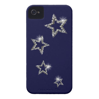 Estrellas iPhone 4 Case-Mate Carcasa