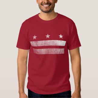 Estrellas y barras de DC Camisas