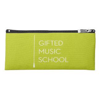 Estuche Caja de lápiz verde de GMS