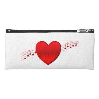 Estuche Corazón y música