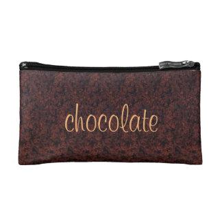 Estuche De Maquillaje cacerola del chocolate
