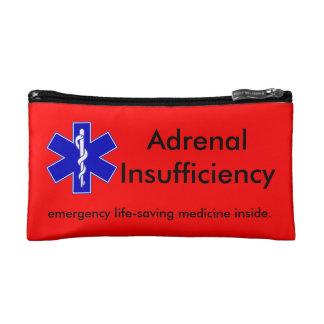 Estuche De Maquillaje Caja roja del equipo de la emergencia: Esteroides