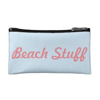 Estuche De Maquillaje Materia de la playa