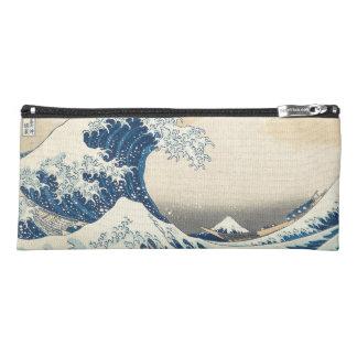 Estuche Hokusai la gran onda de Kanagawa