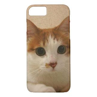 Estuche rígido animal divertido lindo del iPhone 7 Funda iPhone 7