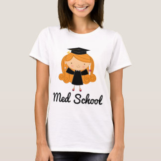 Estudiante de la Facultad de Medicina Camiseta