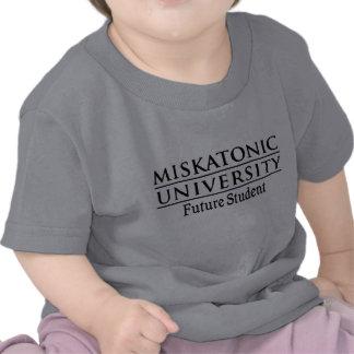 Estudiante del futuro de Miskatonic Camiseta