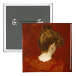 Estudio de Lilia, 1887 (aceite en lona) Pin