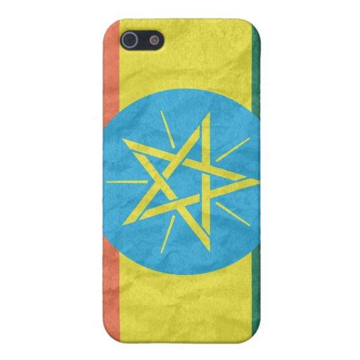 Etiopía iPhone 5 Protectores