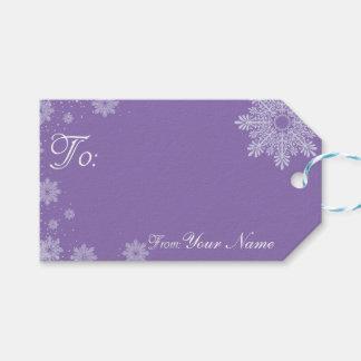 Etiqueta adaptable del regalo etiquetas para regalos
