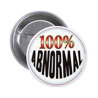 Etiqueta anormal pin