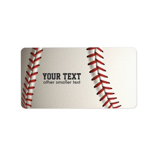 Etiqueta Béisbol