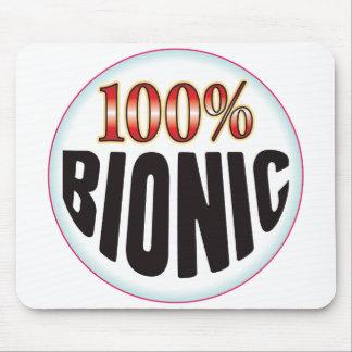 Etiqueta Bionic Tapete De Raton