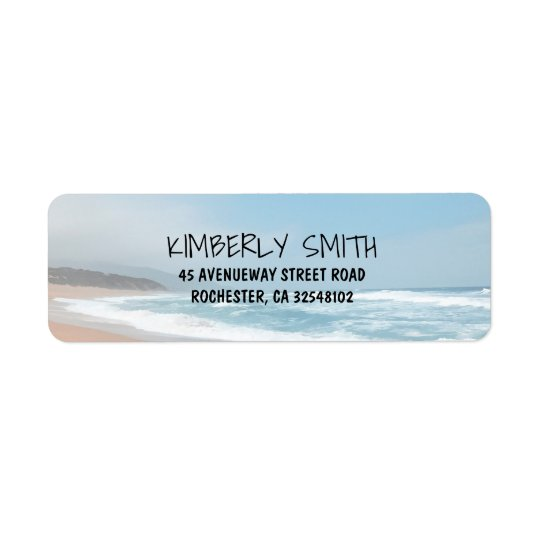 Etiqueta Boda de playa